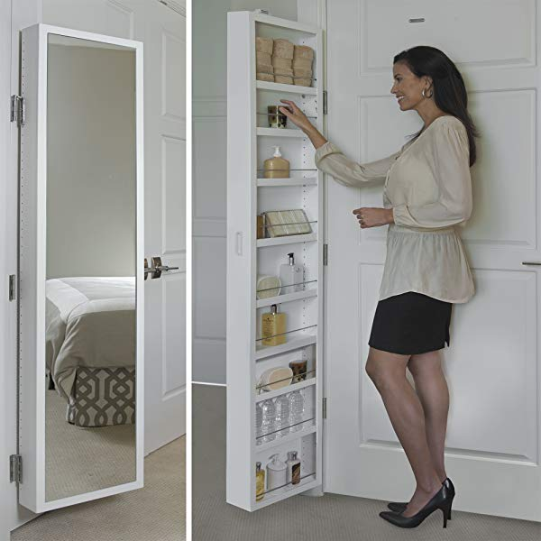 Cabidor Deluxe Bathroom Storage Cabinet