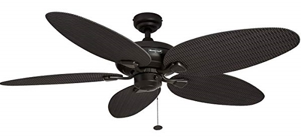 Honeywell Duvall 52-Inch Tropical Ceiling Fan