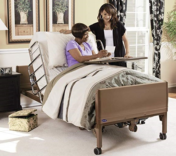 Invacare premium hospital bed