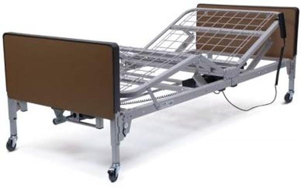 Patriot durable medical bed