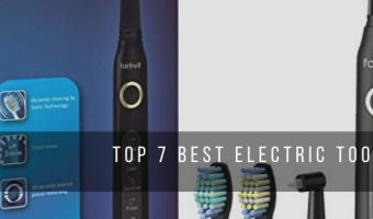 Top 7 best electric toothbrush
