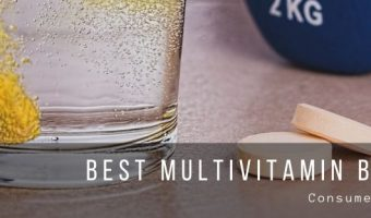 Top 5 best multivitamin brands