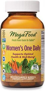 Megafood multivitamins for women