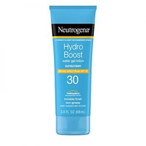 Neutrogena Hydro Broad spectrum