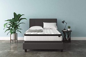 Ashley Signature Hybrid memory foam mattress