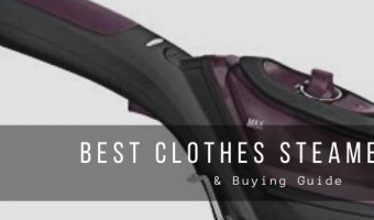 Top 5 Best Clothes steamers