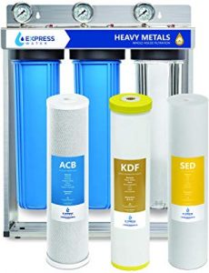 Express water filter system