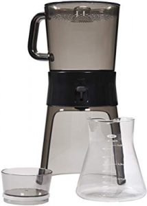 Oxo coffee brewer for cold coffee