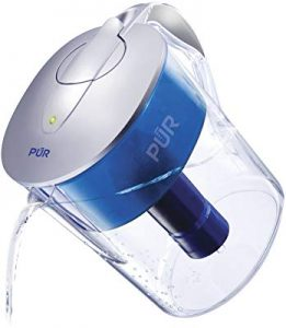 PUR 10 cup water filter system