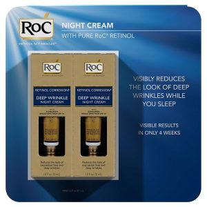 Roc Deep wrinkle cream