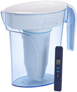 ZeroWater 6-cup water filter pitcher