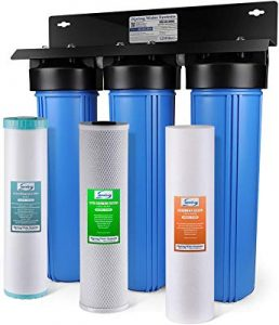 iSpring whole house water filter