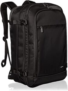 AmazonBasics backpack for laptop and official documents