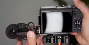 Aperture and LCD