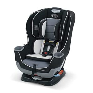 Graco Extend2Fit infant and toddler car seat