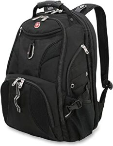 SwissGear backpack for laptop and books