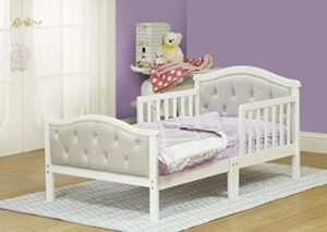 Orbelle soft tufted bed for toddlers and infants