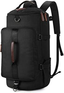 Yousu Men's Nylon Backpack for laptop and documents